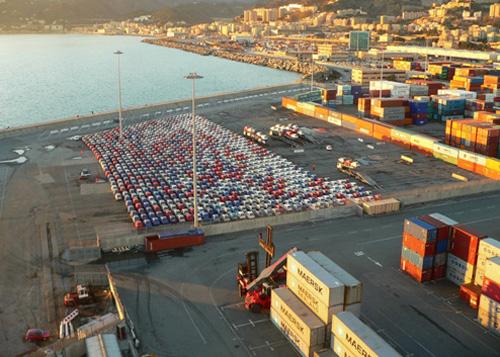 Addio code dal 7 gennaio al porto di Pra' – Voltri