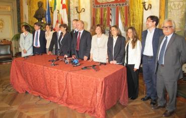 Comune di Genova, la nuova Giunta