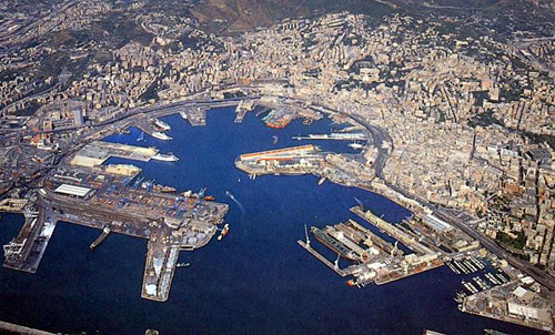 Promozione in Brasile per i porti liguri