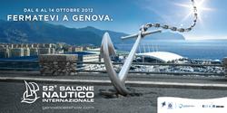 Presentato il 52° Salone Nautico di Genova