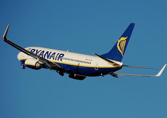 Ryanair-Genova: 2milionesimo passeggero