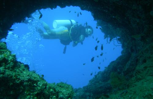 I big della subacquea al Nautico
