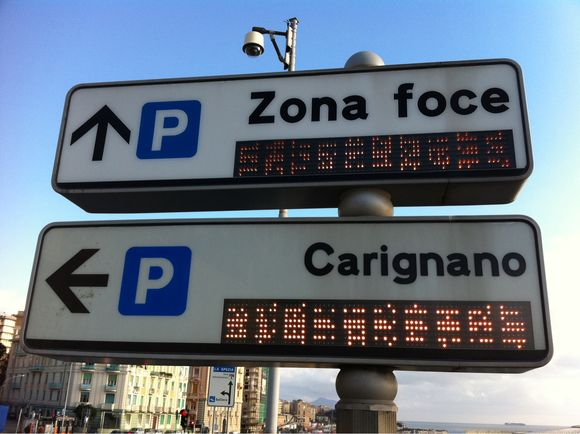 Genova parcheggi vara abbonamenti speciali