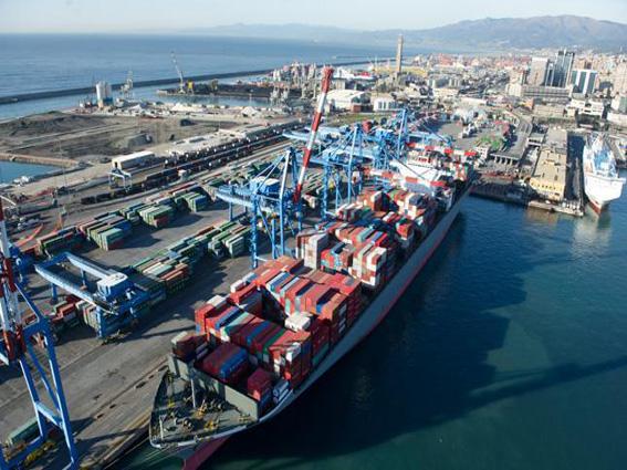 In Regione passato capitolo per attività portuali
