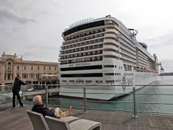 La Msc punta sul porto di Genova