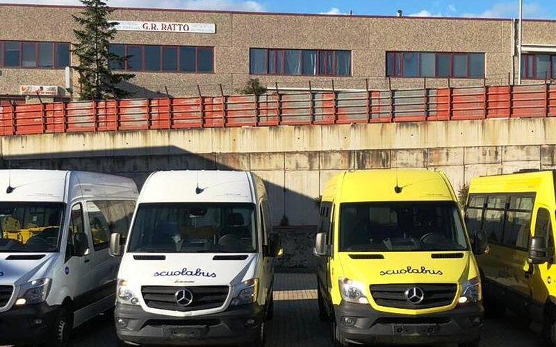 TPL Linea potenzia il trasporto scolastico