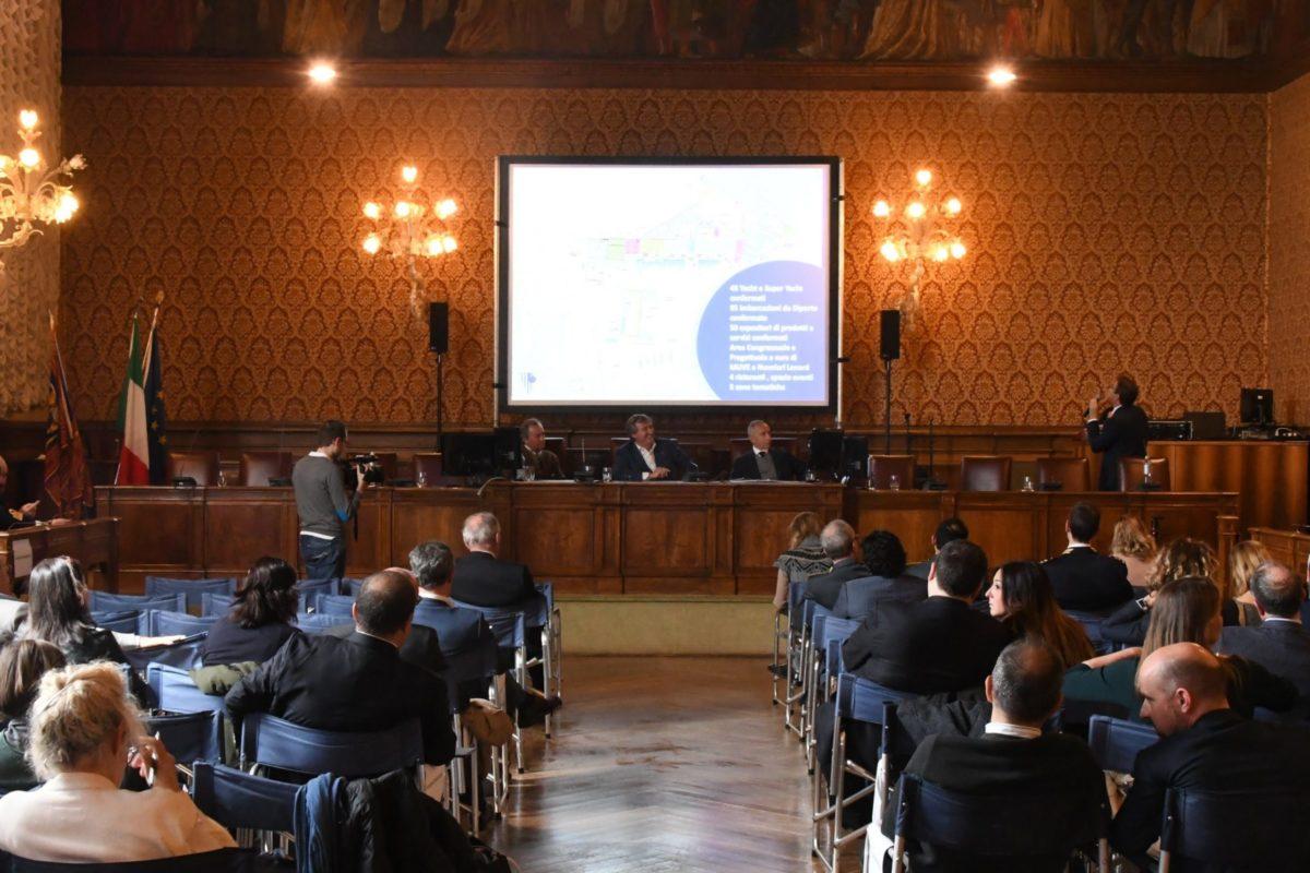 Presentato il Salone Nautico di Venezia