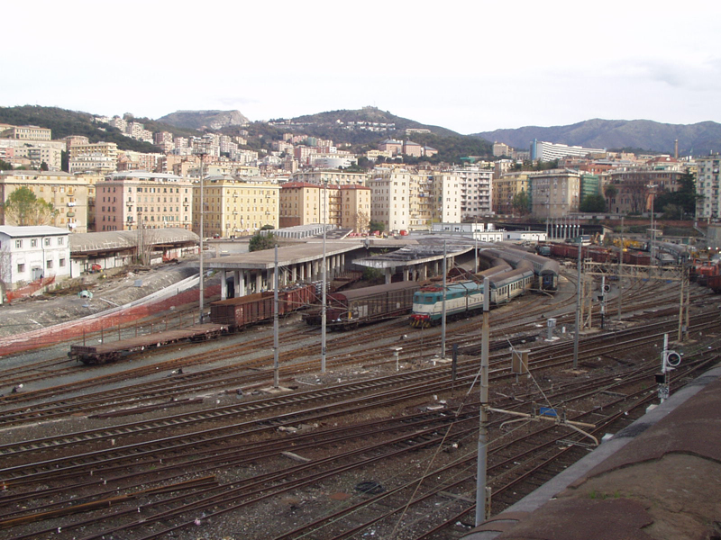 A Cociv i lavori del Nodo Ferroviario di Genova