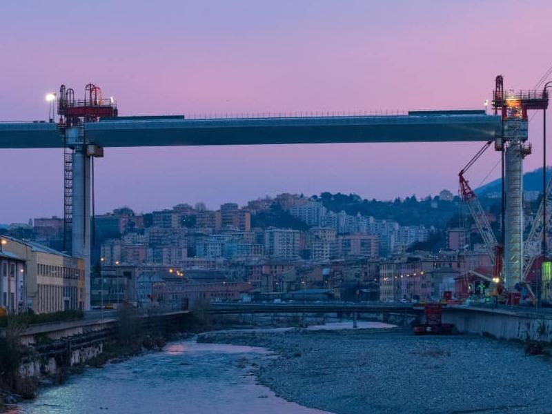 300 aziende risarcite per il ponte Morandi