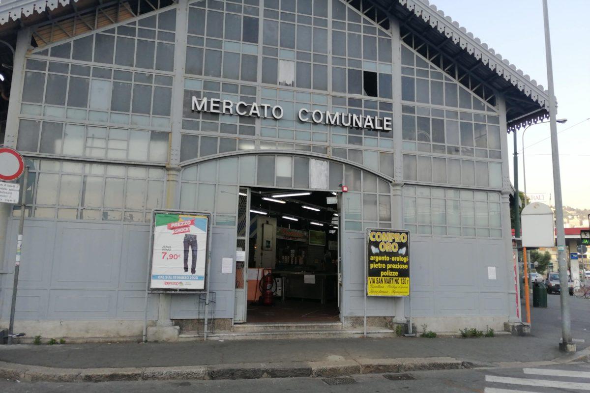 La crisi infinita dei mercati comunali genovesi