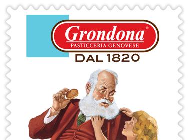 Emissione francobollo Biscottificio Grondona