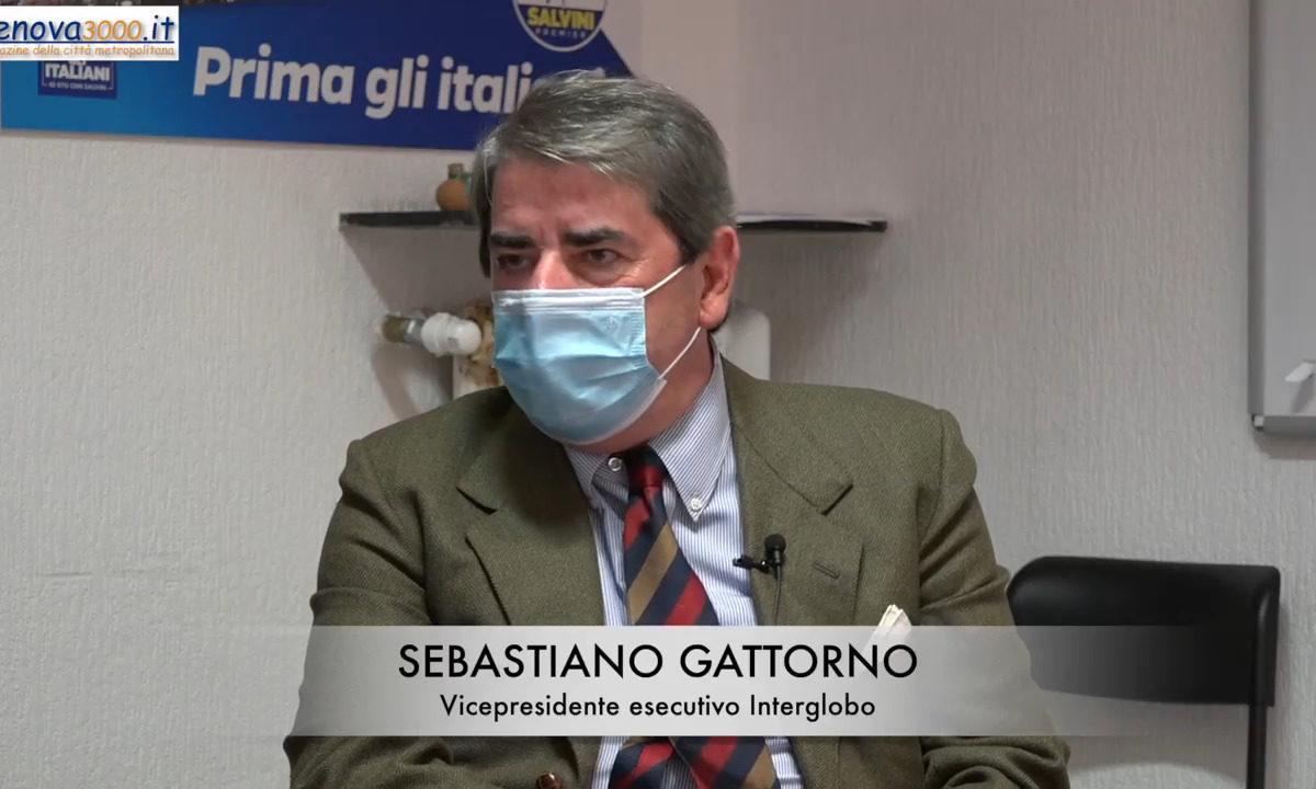 L'impresa ligure incontra la politica: intervista di Vittorio Sirianni a Sebastiano Gattorno (Interglobo) e Edoardo Rixi (segretario Lega Liguria)