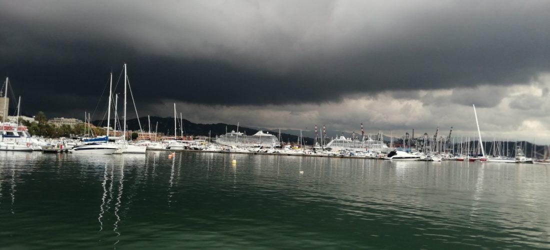 Soffrono i porti italiani per il Covid