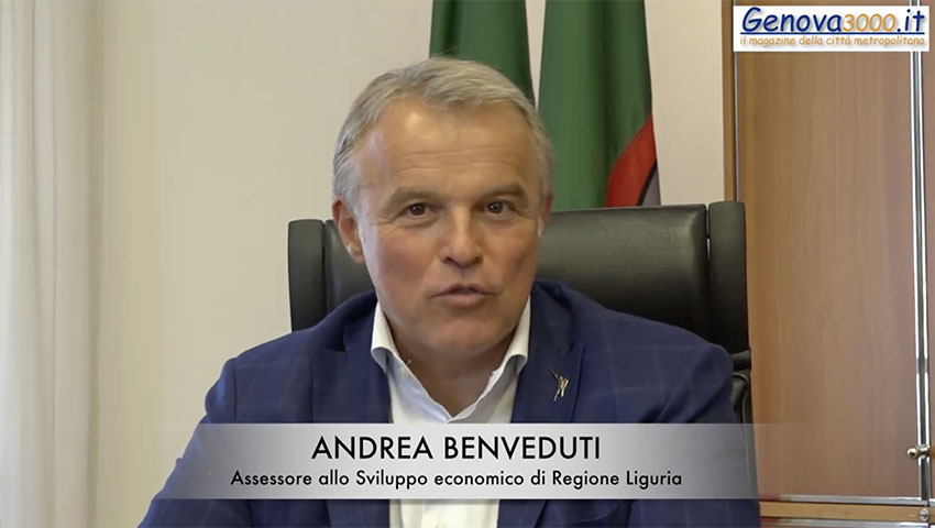 """Itas Mutua, Benveduti: """"Il neo ad ci ha confermato centralità della sede genovese nel gruppo"""""""
