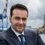 Francesco Maresca, assessore allo sviluppo economico portuale e logistico del Comune di Genova