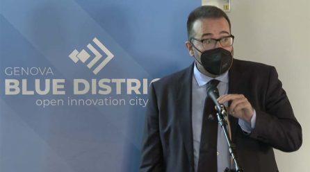 Inaugurato il Genova Blue District, lo spazio d'innovazione sull'economia del mare