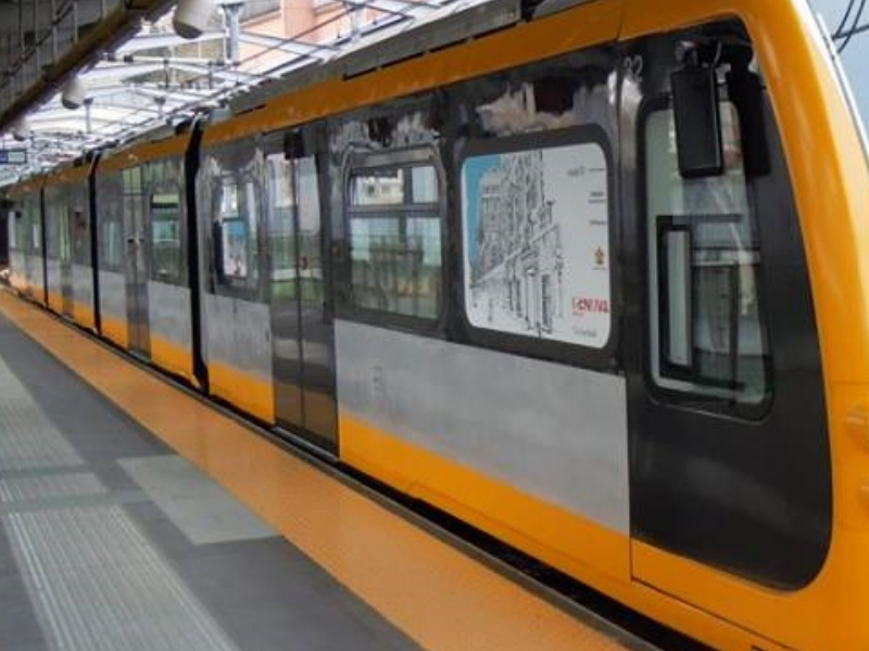 La metropolitana genovese chiude prima