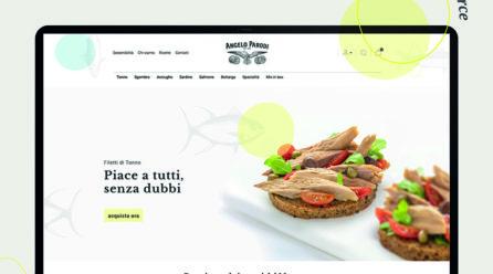 Angelo Parodi dal 1888: al via il nuovo canale e-commerce del marchio di conserve ittiche più antico d'Italia