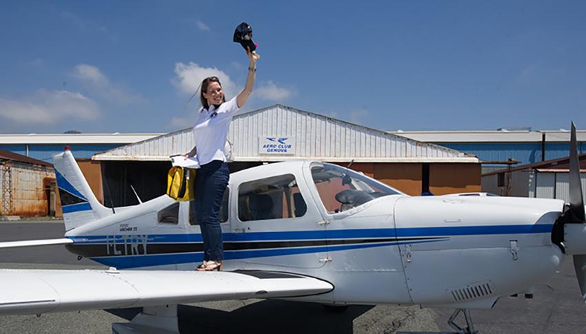 Aero Club Genova, ad aprile inizia il corso per diventare piloti