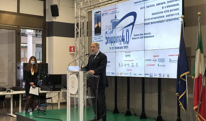 Dall'11 e al 12 febbraio Shipping 4.0, la due giorni dedicata all'innovazione dell'economia del mare